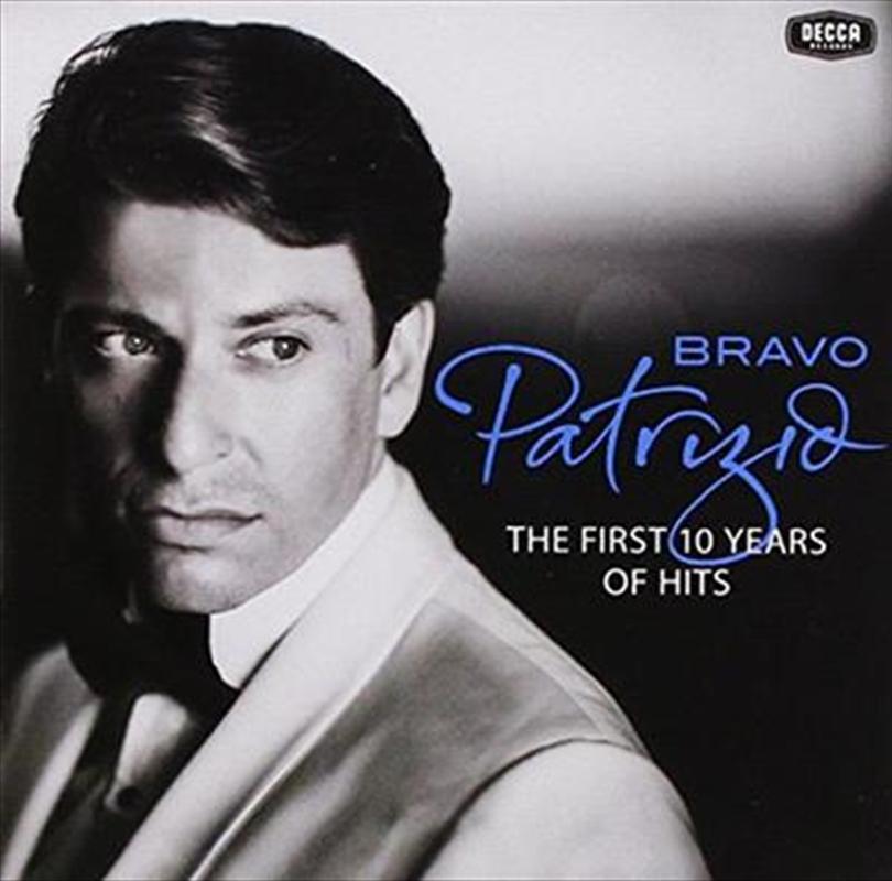 Bravo Patrizio | CD