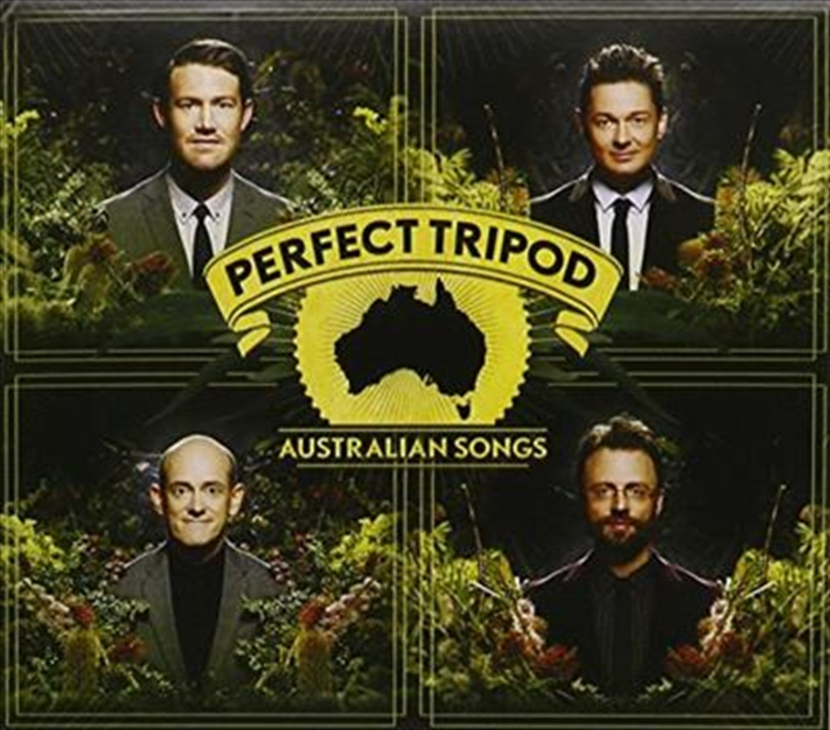 Australian Songs   CD