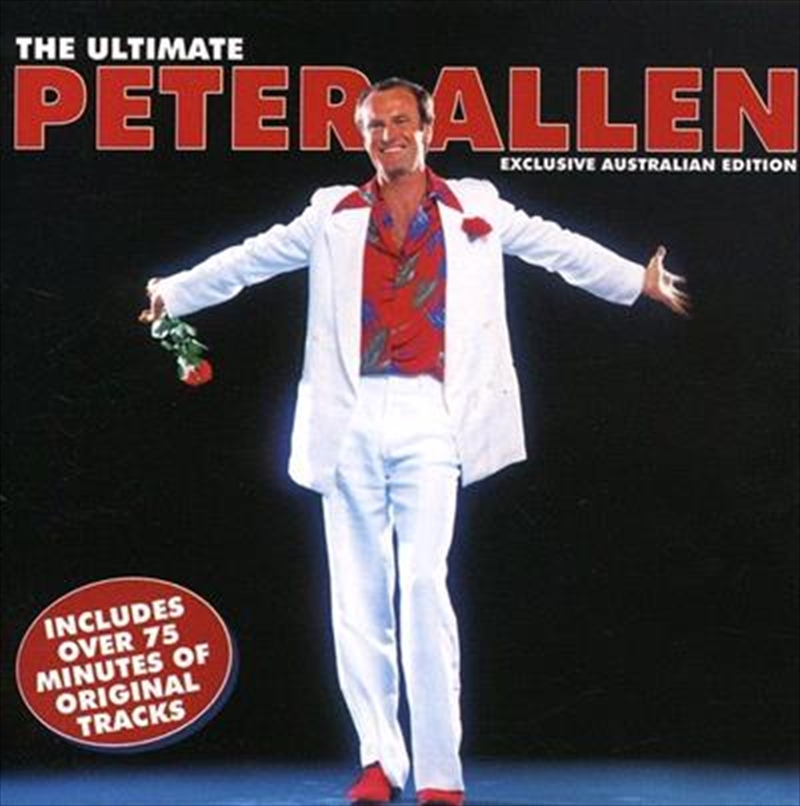 Ultimate Peter Allen | CD