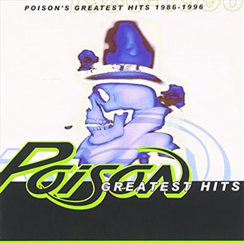 Poison's Greatest Hits 1986-1996 | CD