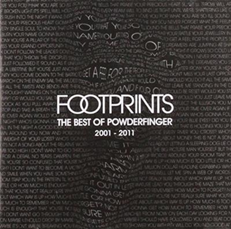 Footprints - The Best Of Powderfinger | CD