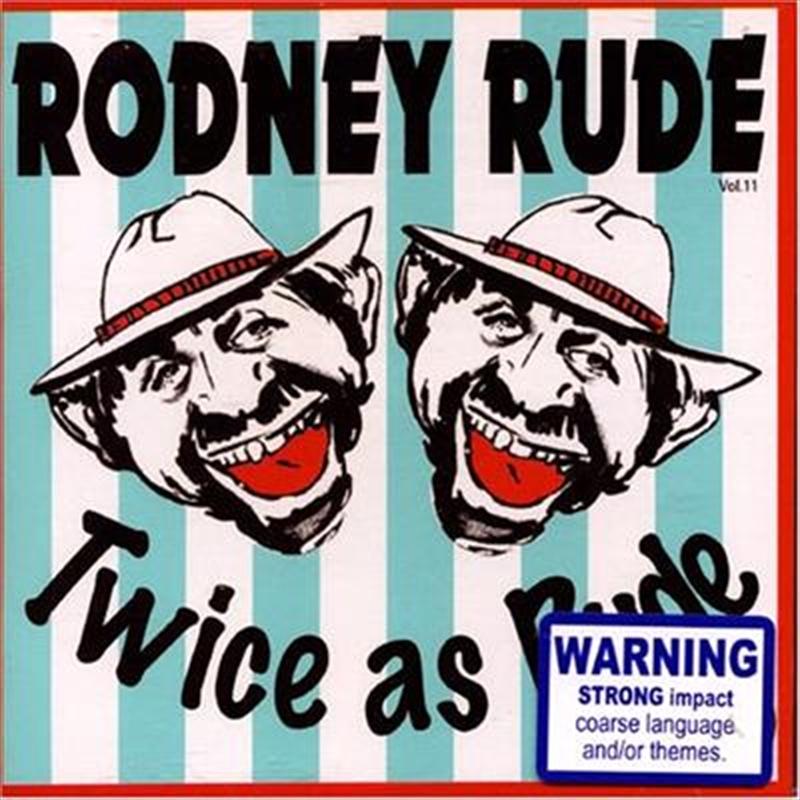 Twice As Rude | CD