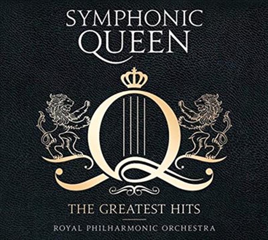 Symphonic Queen   CD