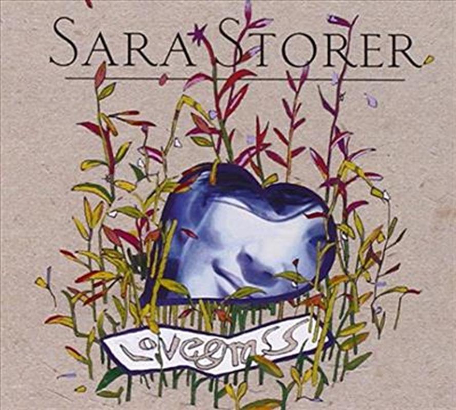 Lovegrass | CD