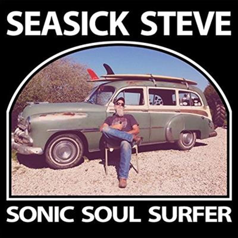 Sonic Soul Surfer | CD