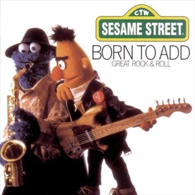 Born To Add | CD