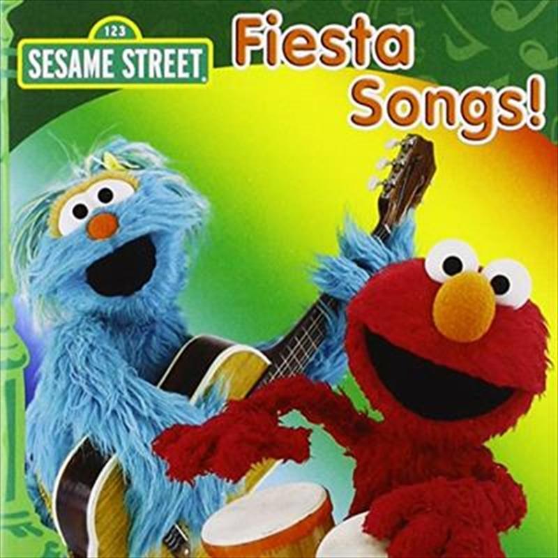 Fiesta Songs | CD