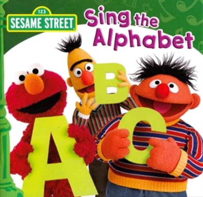 Sing The Alphabet | CD