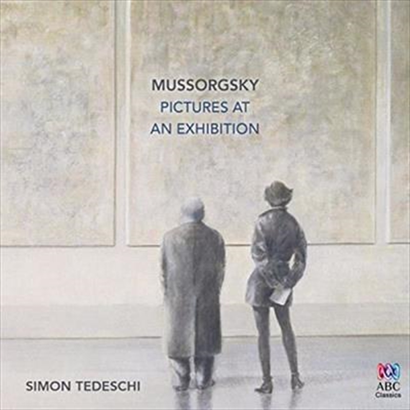 Mussorgsky- Pictures At An Exhibition | CD