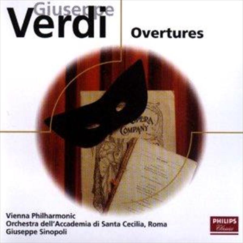 Verdi: Overtures | CD