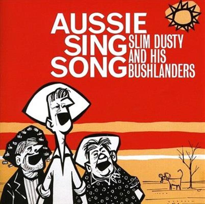 Aussie Sing Song | CD
