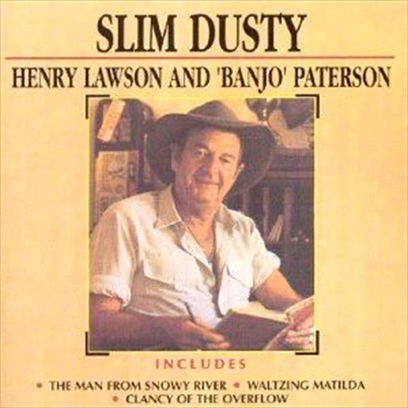 Henry Lawson & Banjo Paterson | CD