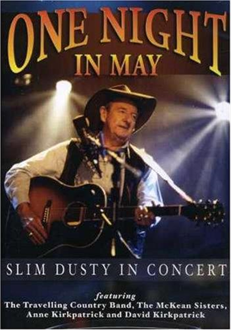 One Night In May   DVD