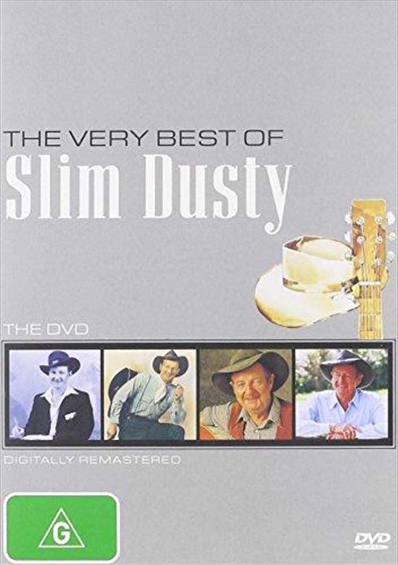 Very Best Of Slim Dusty | DVD