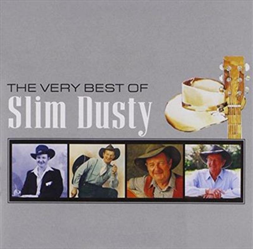 Very Best Of Slim Dusty | CD