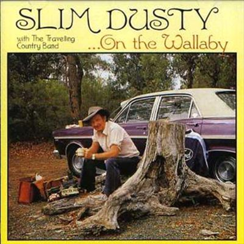 On The Wallaby | CD