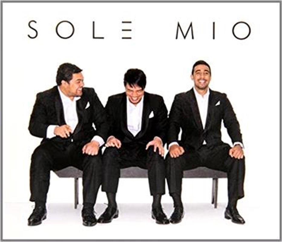 Sol3 Mio | CD