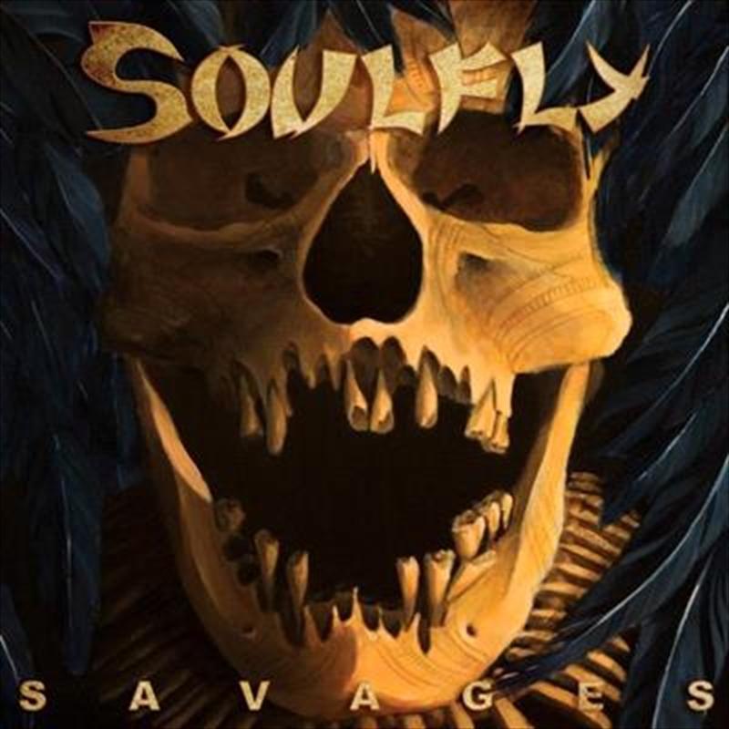 Savages   CD