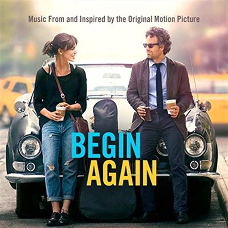 Begin Again Ost | CD