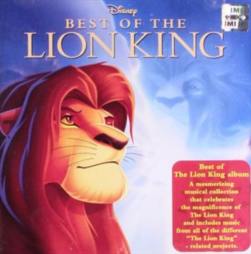 Lion King: Best of | CD