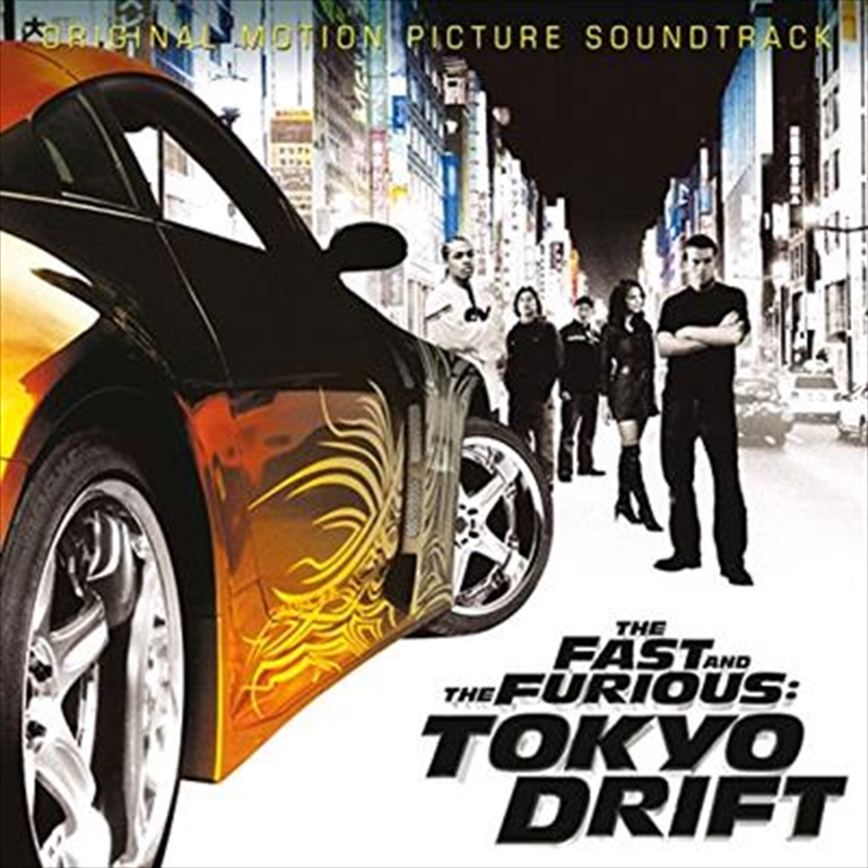 Fast And The Furious, The- Tokyo Drift | CD