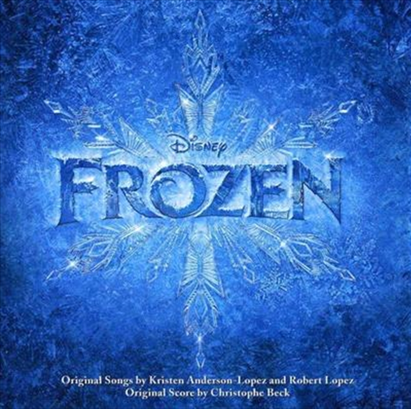 Frozen- Music From The Motion Picture | CD