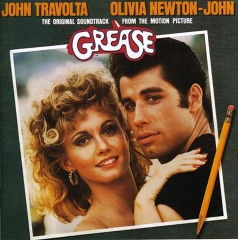 Grease | CD