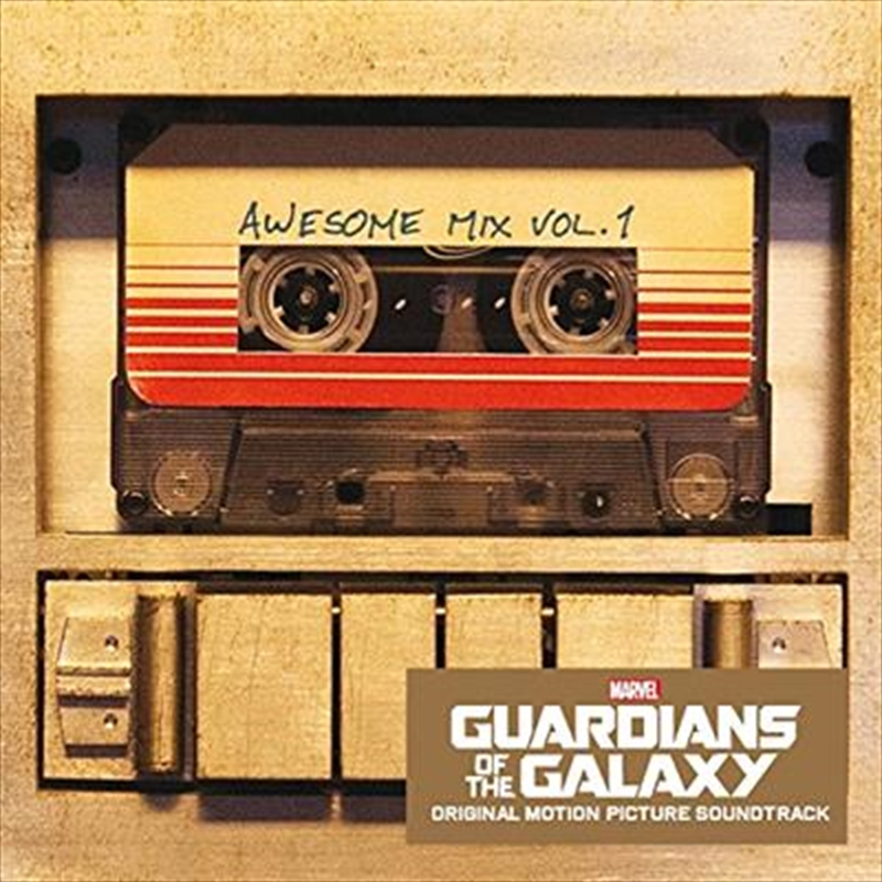 Guardians Of The Galaxy - Awesome Mix Vol. 1 | CD