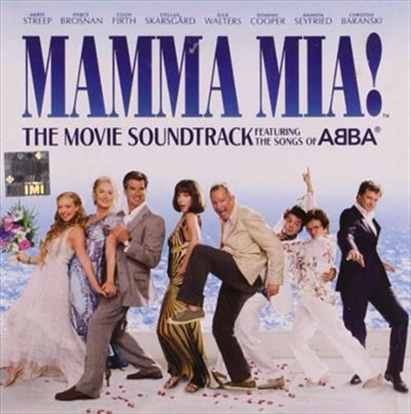 Mamma Mia!- The Movie Soundtrack | CD