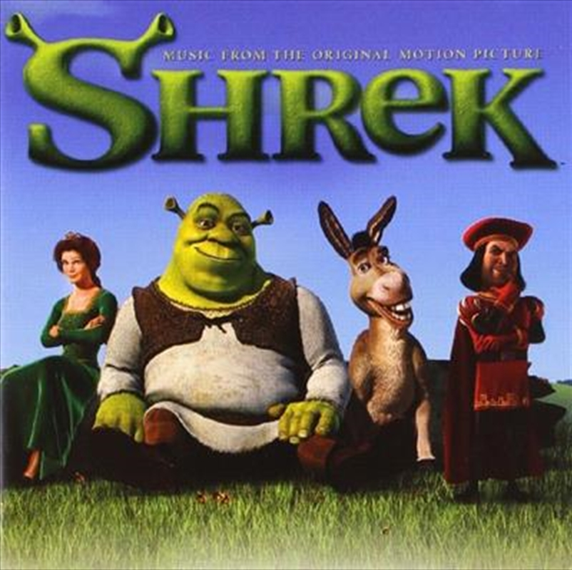 Shrek- Music From The Original Motion Picture | CD
