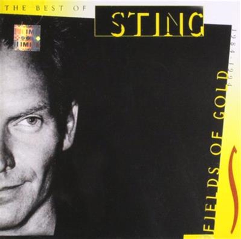 Fields Of Gold- The Best Of Sting 1984-1994 | CD