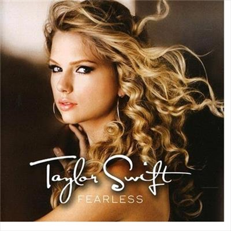 Fearless | CD