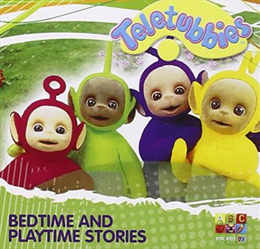 Bedtime and Playtime Stories | CD