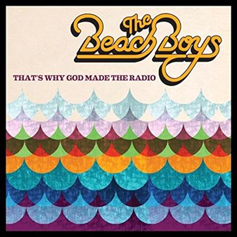 That's Why God Made The Radio | Vinyl