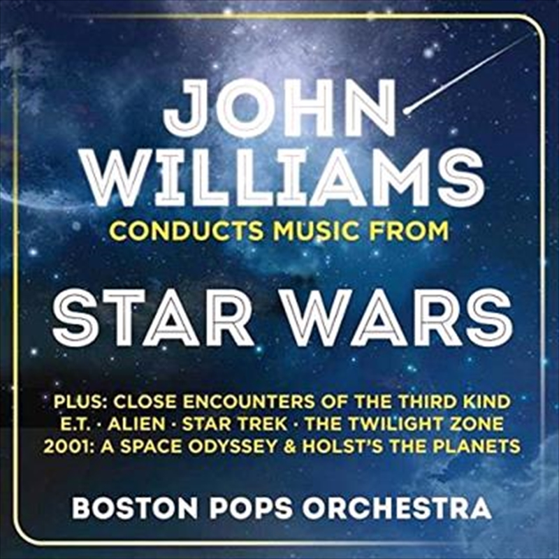 John Williams Conducts Music From Star Wars | CD