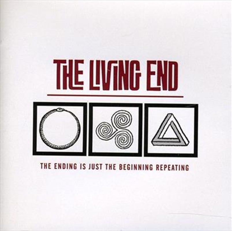 Ending Is Just The Beginning Repeating   CD