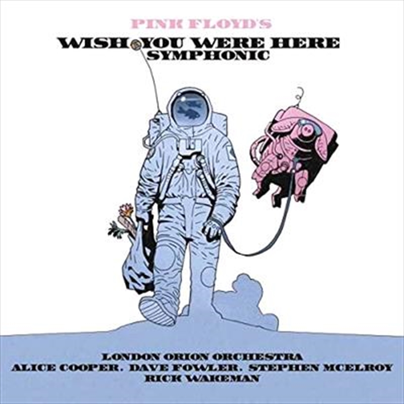 Pink Floyd's Wish You Were Here Symphonic | CD