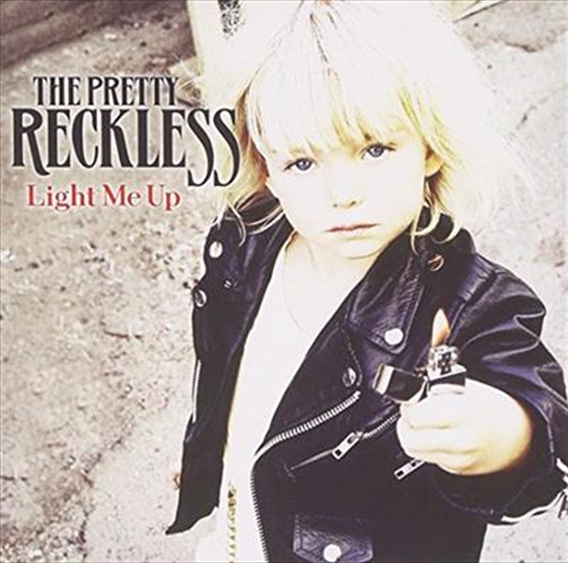 Light Me Up | CD