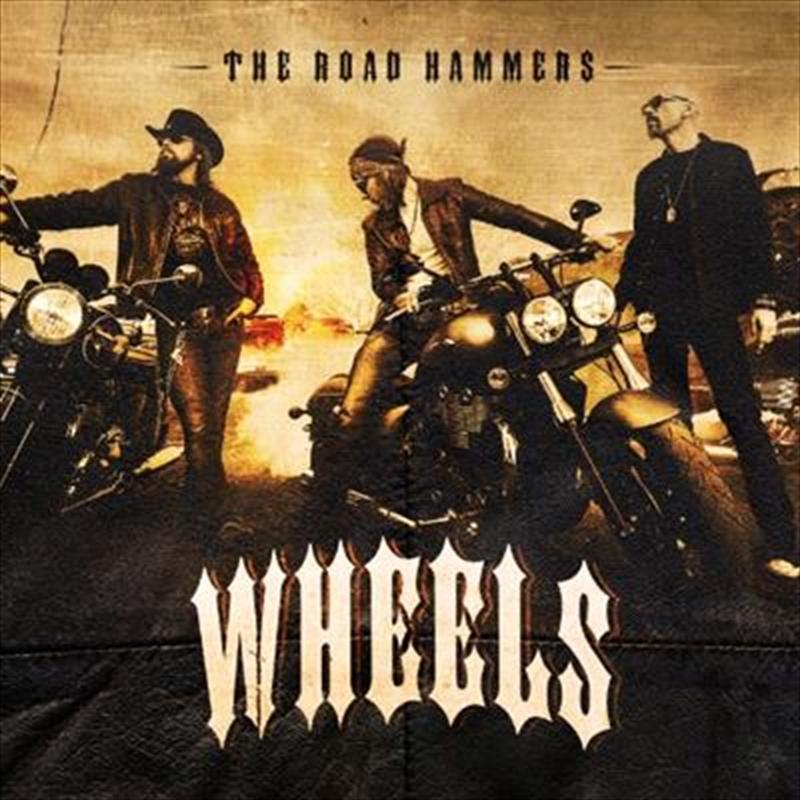 Wheels | CD