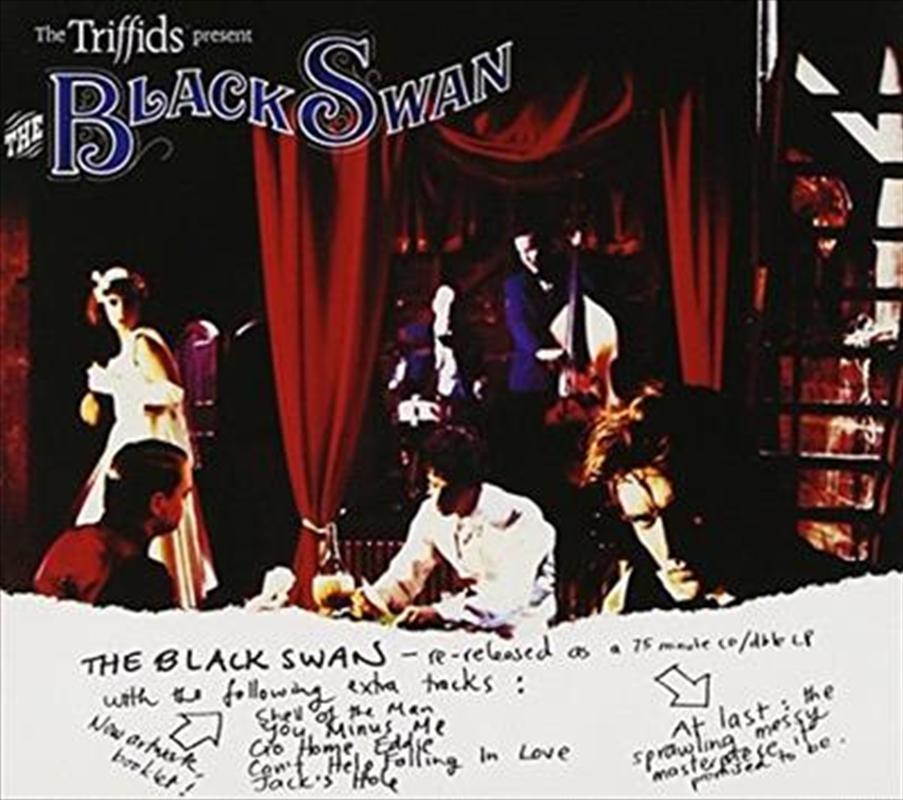 Black Swan | CD