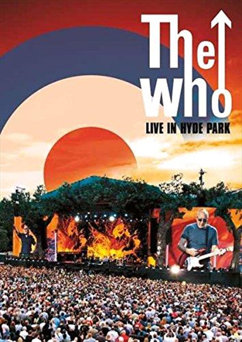 Live In Hyde Park | DVD