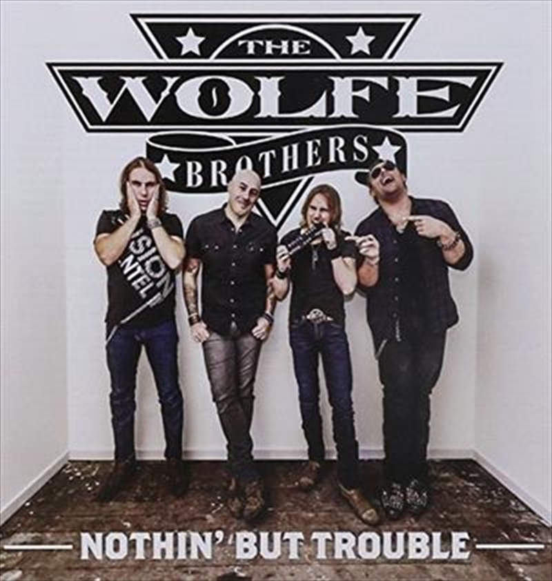 Nothin' But Trouble | CD