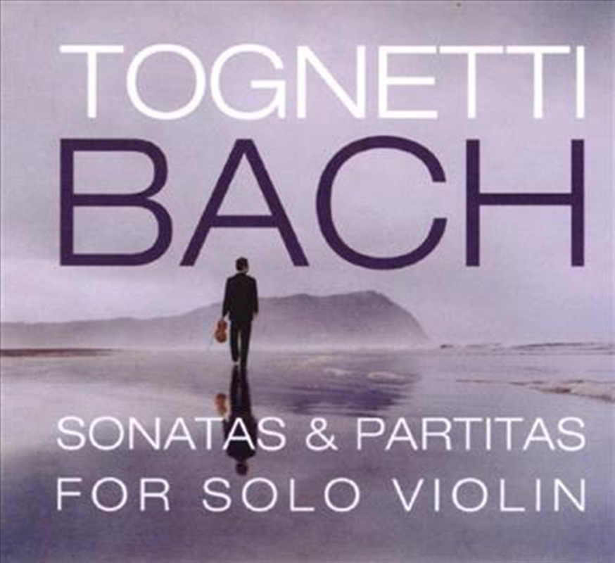 Tognetti Bach- Sonatas and Partitas For Solo Violin | CD