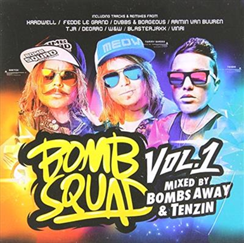 Bomb Squad Volume 1 | CD