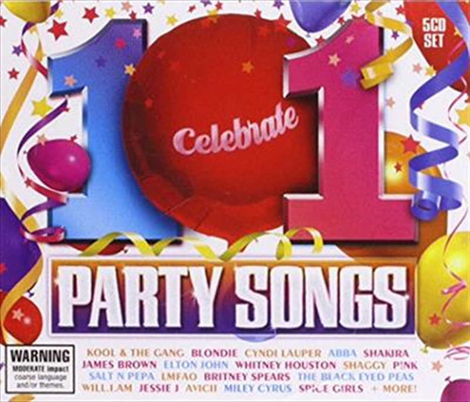 101 Party Songs | CD