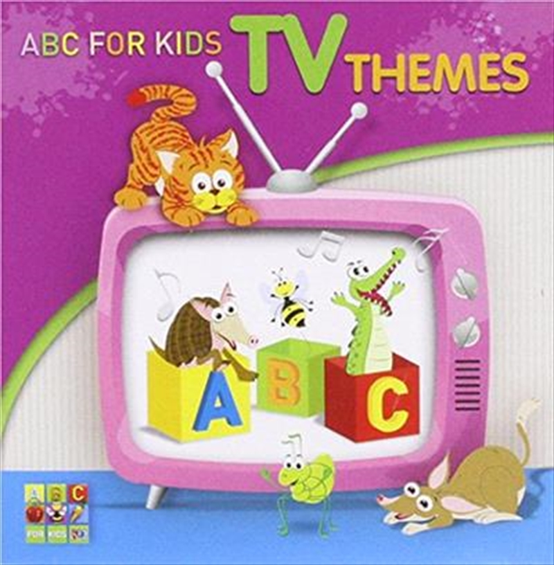 Abc For Kids Tv Themes | CD