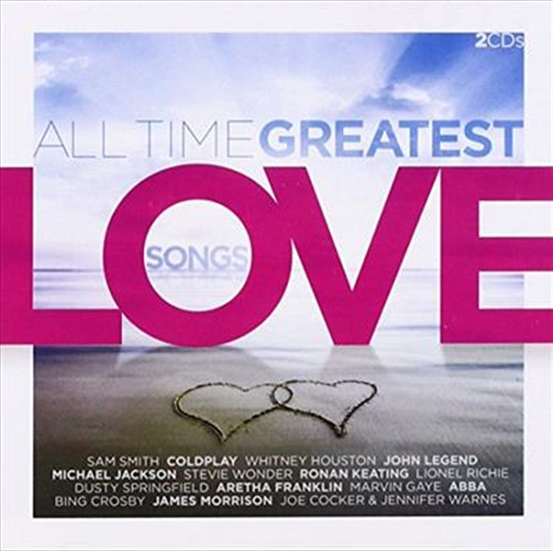 All Time Greatest Love Songs | CD