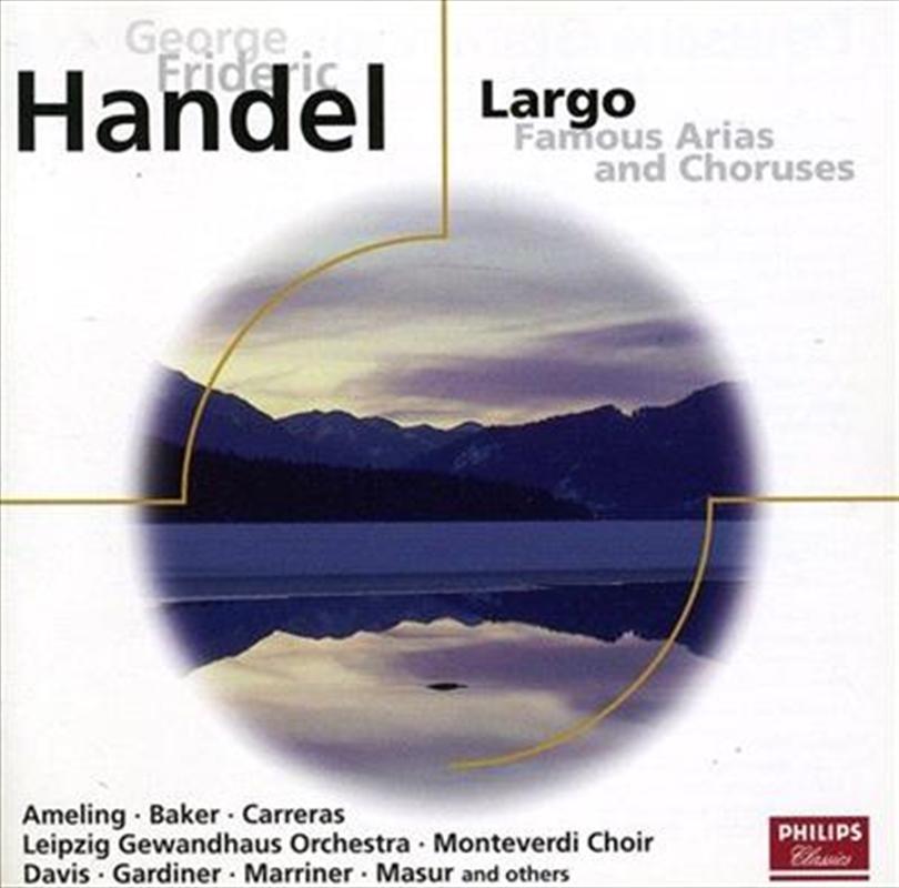 Best Of Handel | CD