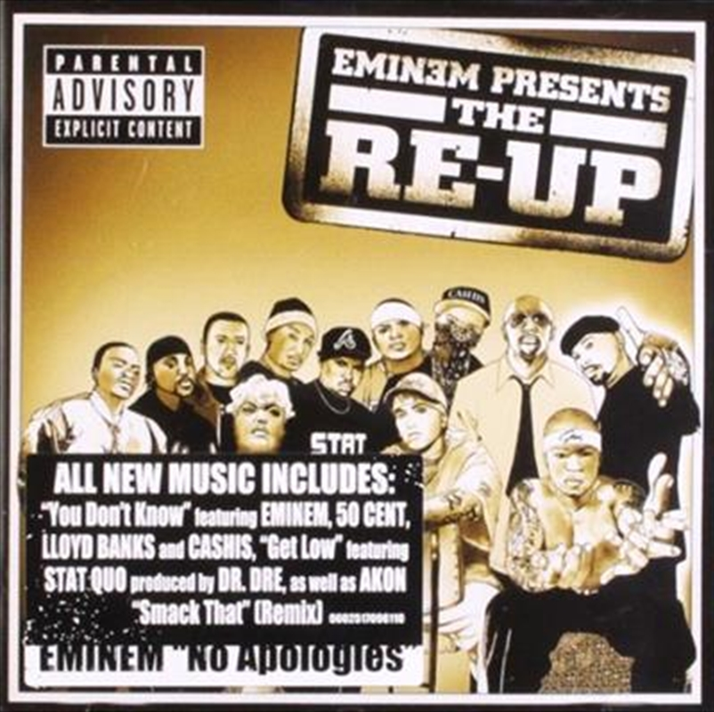 Eminem Presents The Re | CD