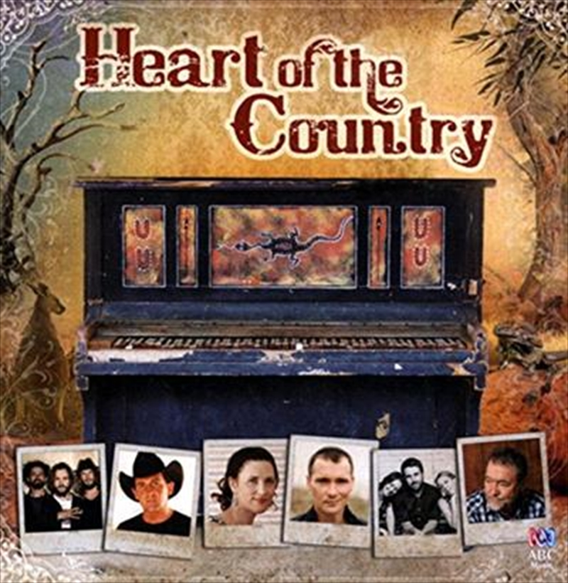 Heart Of The Country | CD
